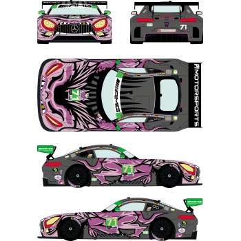 Merdeces AMG GT3 Rolex 24h...