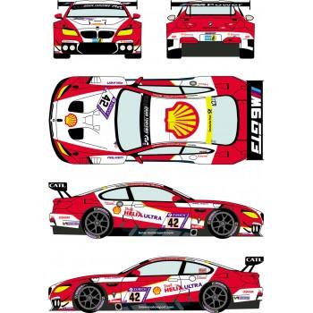 RDE24/030 - BMW M6 GT3 42...