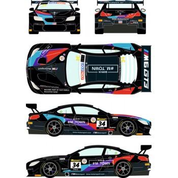 RDE24/032 - BMW M6 GT3 34...