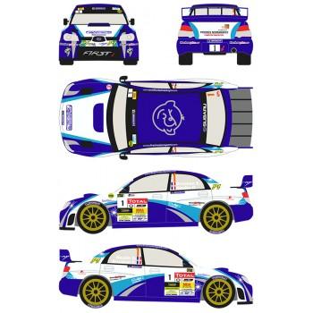 RDR038 - Subaru Imprezza...