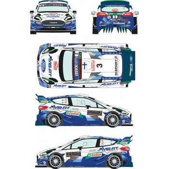 RDTK24/001 - Ford Fiesta...