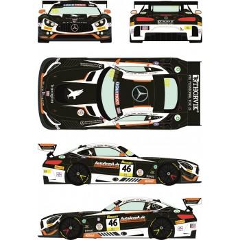 RDE24/039 Mercedes AMG GT3...