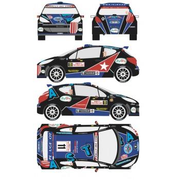 RDR003 - Peugeot 206 S2000...