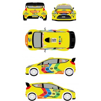 RDR010 - Ford Fiesta WRC 15...