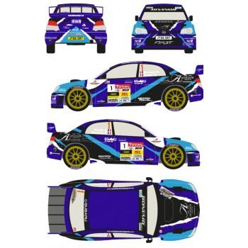 RDR012 - Subaru Imprezza...