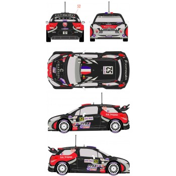 RDR020 - Citroen DS3 WRC 52...
