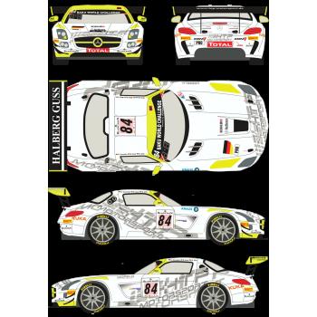 Mercedes SLS AMG GT3 84 24...