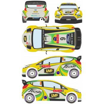 RDR023 - Ford Fiesta WRC 9...