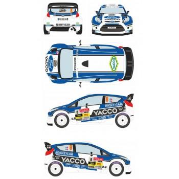 RDR024a - Ford Fiesta WRC 8...