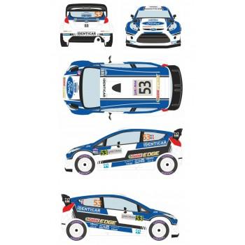 RDR024b - Ford Fiesta WRC...