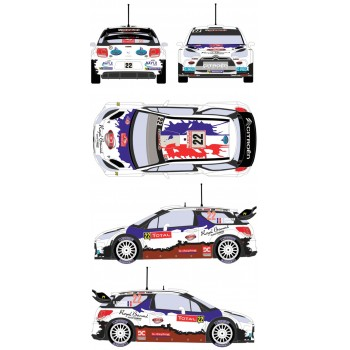RDR026 - Citroen DS3 WRC 22...