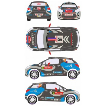 RDR028 - Citroen DS3 R3 51...