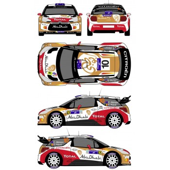 RDR031 - Citroen DS3 WRC...