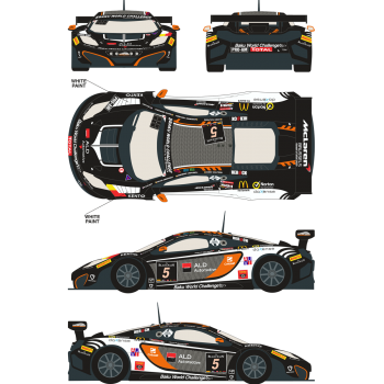 RDE24/007 - McLaren MP4 12C...