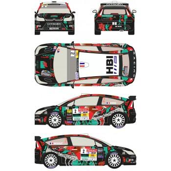 RDR033 - Citroen C4 WRC 2...