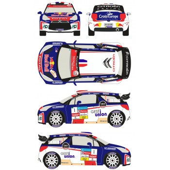 RDR035 - Citroen DS3 WRC 1...