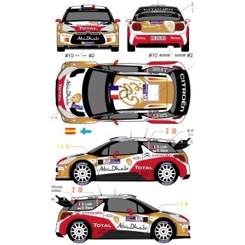 RDR037 - Citroen DS3 WRC...