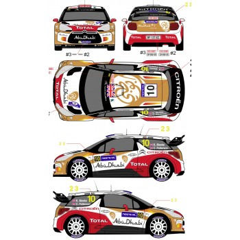 RDR042 - Citroen DS3 WRC...