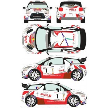 RDR046 - Citroen DS3 WRC 1...