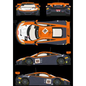 McLaren MP4/12C GT3 101...