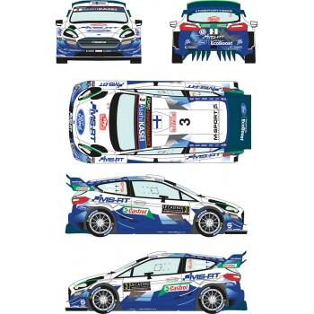 RD24/027 - Ford Fiesta WRC...