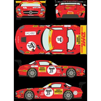 Mercedes SLS GT3 35 24H of...