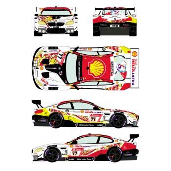 RDE24/052- BMW M6 GT3 77...
