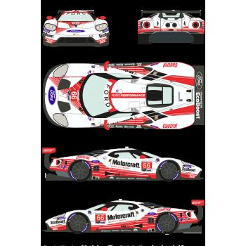 Ford GT 66 24 Horas Daytona...