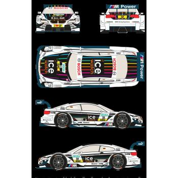 BMW M3 DTM 2013 21 Markus...