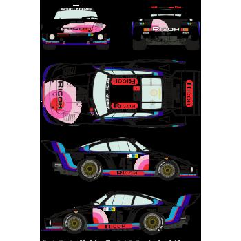 Porsche 935 K2 45 24 Hours...