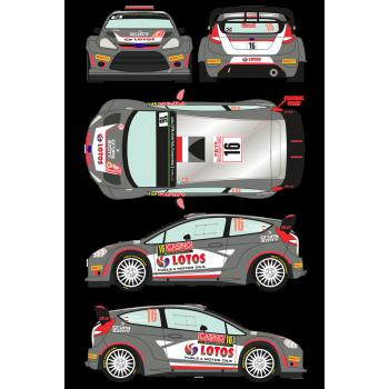 RD24/023 - Ford Fiesta WRC...