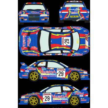 Subaru Imprezza WRC 29...