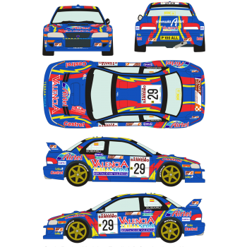 RD24/026 - Subaru Imprezza...